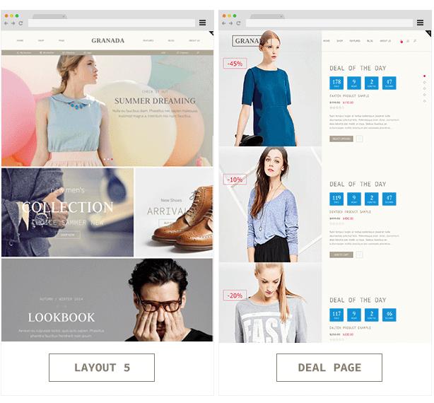 Design Concept Woocommerce