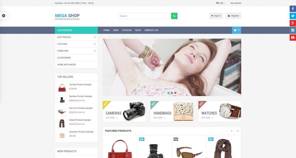 Design Concept Shopify