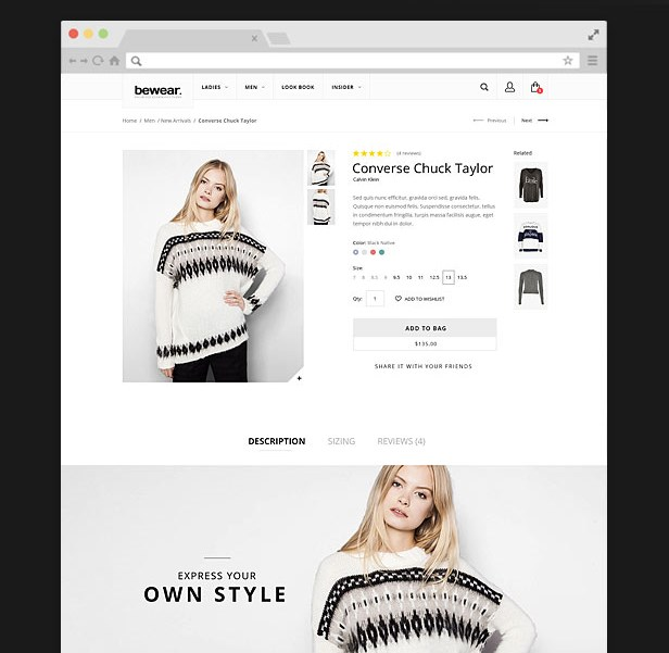 Design Concept Woocommerce